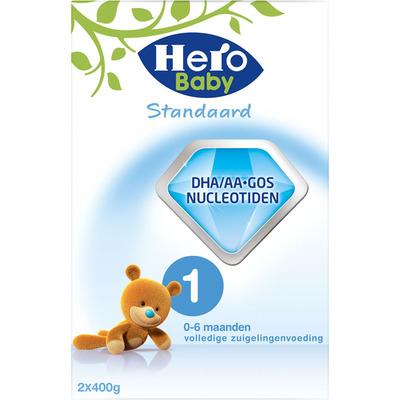 Hero Baby Standaard zuigelingenvoeding 1 (0-6m)