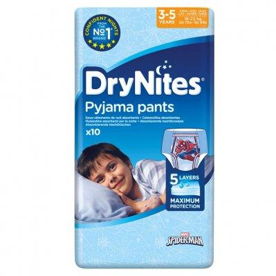 Huggies DryNites luierbroekjes jongen 3-5 jaar