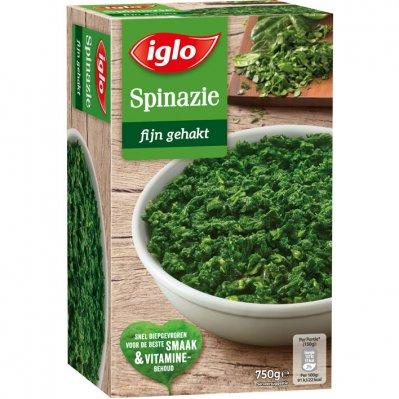 Iglo Fijn gehakte spinazie