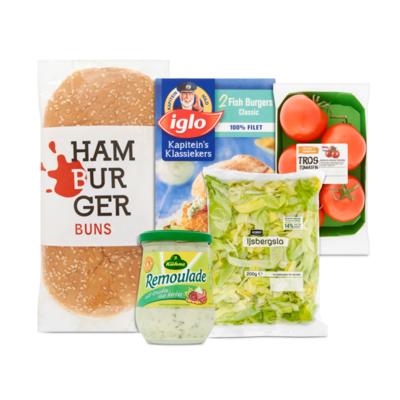 Iglo Visburger