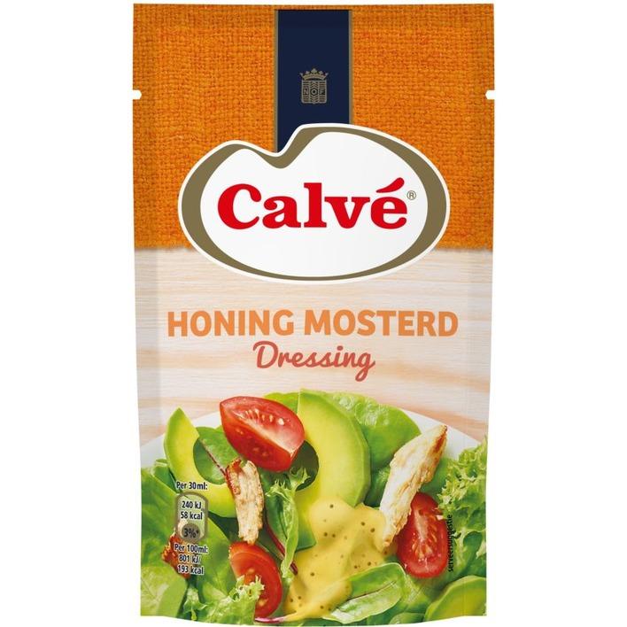 Calvé Honing mosterd pouch