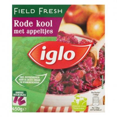 Iglo Rode kool met appeltjes