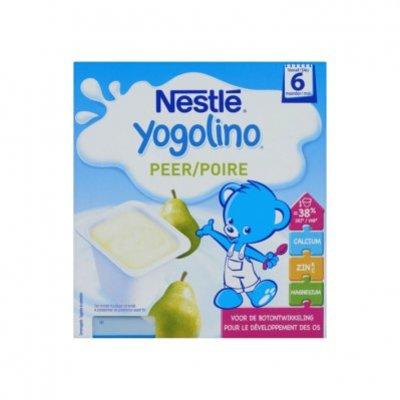 Nestlé Yogolino peer 6+ mnd baby toetje