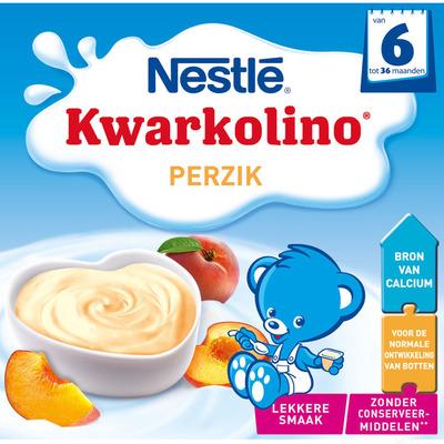 Nestlé Kwarkolino perzik