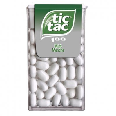 Tic Tac Mint 100