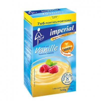 Imperial Pudding vanille maxi pack