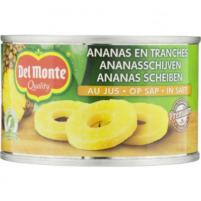 Del Monte Ananasschijven op sap