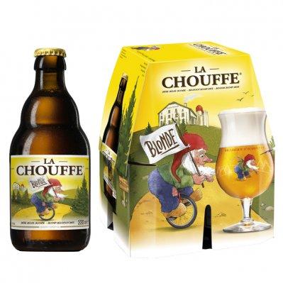 La Chouffe Bier