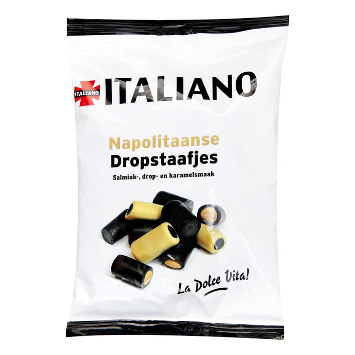 Italiano Napolitaanse dropstaafjes