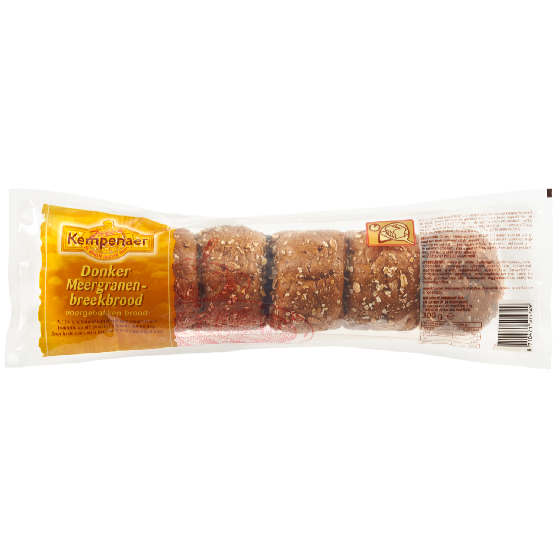 Easy Bakery Breekbrood meergranen