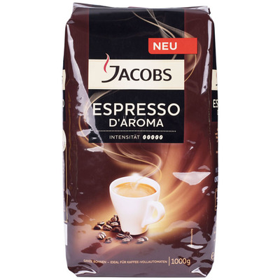 Jacobs Moments espresso
