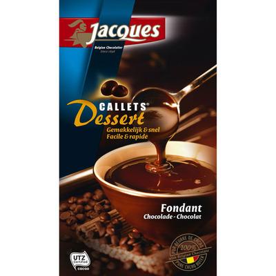 Jacques Dessert callets chocolat