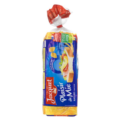 Jacquet Plaisir de mie toastbrood