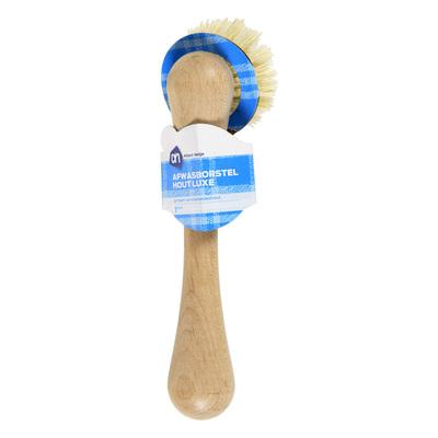 Huismerk Afwasborstel hout