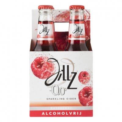 Jillz Raspberry 0.0%