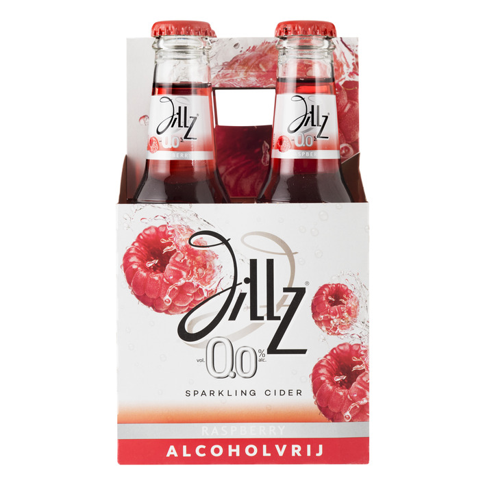 Jillz Raspberry 0.0%