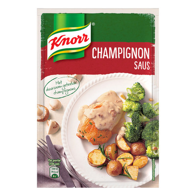 Knorr Mix champignonsaus