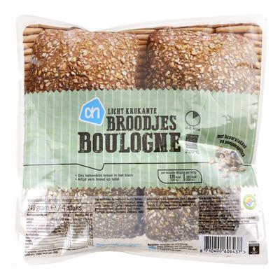 Huismerk Boulognebroodjes