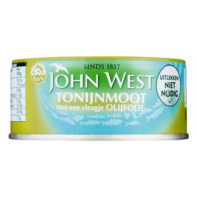 John West Tonijnmoot vleugje olijfolie