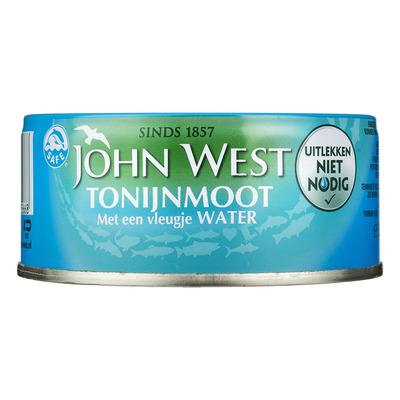 John West Tonijnmoot vleugje water