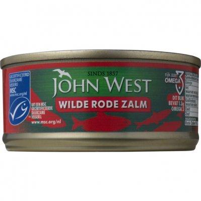 John West Wilde rode zalm MSC