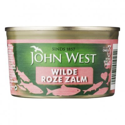 John West Wilde roze zalm MSC