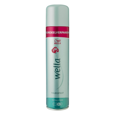 Wella Forte hairspray extra strong
