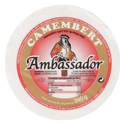Ambassador Camembert