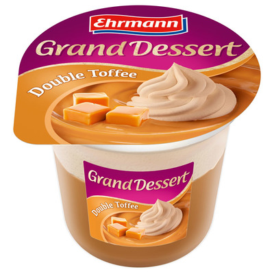 Ehrmann Grand dessert toffee