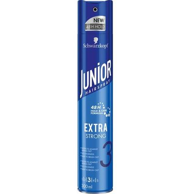 Junior Hairspray extra strong