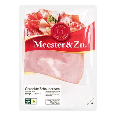 Meester&Zn Gerookte schouderham
