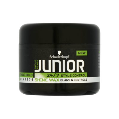 Junior Shine Wax Strong Hold