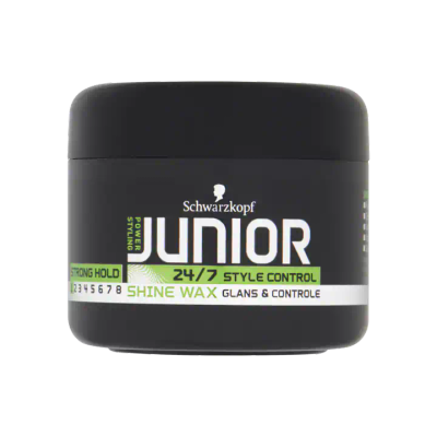 Schwarzkopf Junior Power Styling Shine Wax