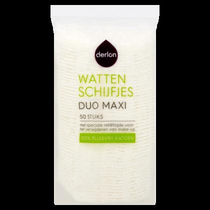 Huismerk Wattenschijfjes maxi duo pads