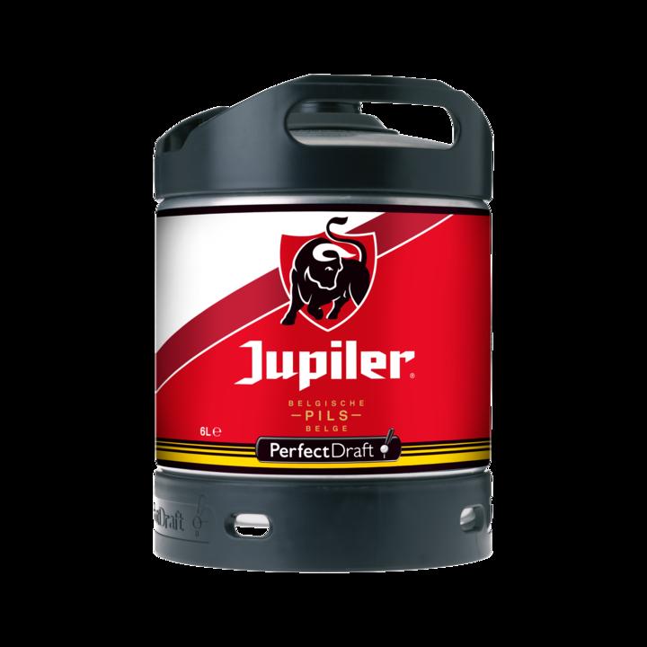 Jupiler Belgische Pils Perfect Draft Bier Vat