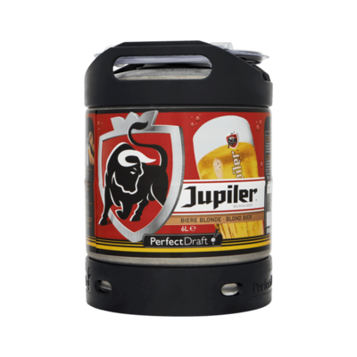 Jupiler Blond Bier Perfect Draft