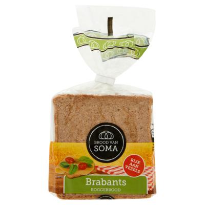 Soma Brabants roggebrood