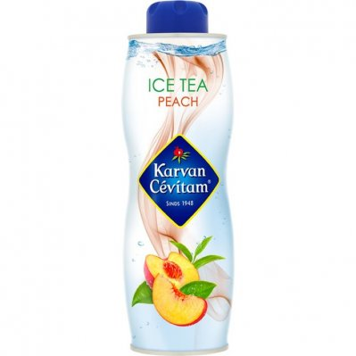 Karvan Cévitam Ice tea perzik