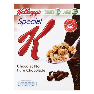 Kellogg's Special K pure chocolade