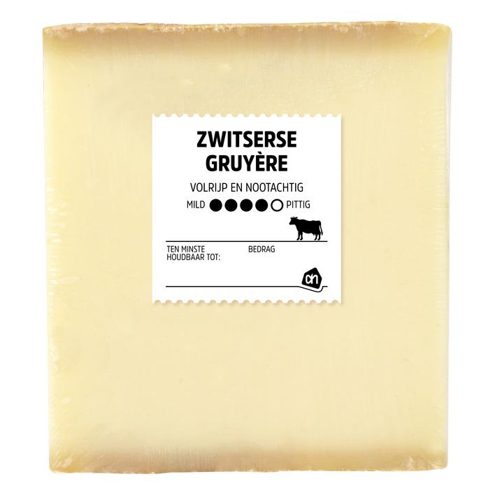 Huismerk Zwitserse Gruyère AOP 48+