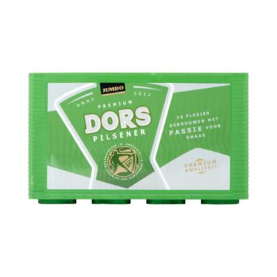 Huismerk Premium Dors Pilsener Flessen