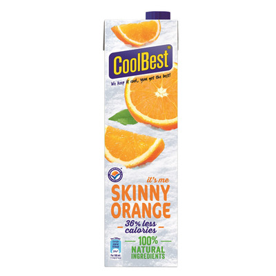 CoolBest Premium skinny orange