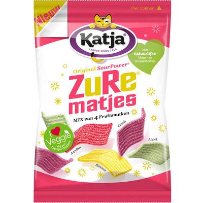 Katja Zure matjes