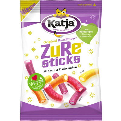 Katja Zure sticks