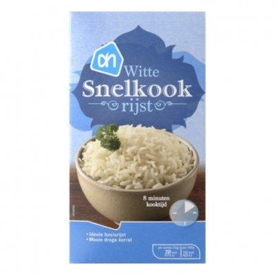 Huismerk Witte snelkook rijst