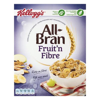Kellogg's All-bran Fruit 'n fibre