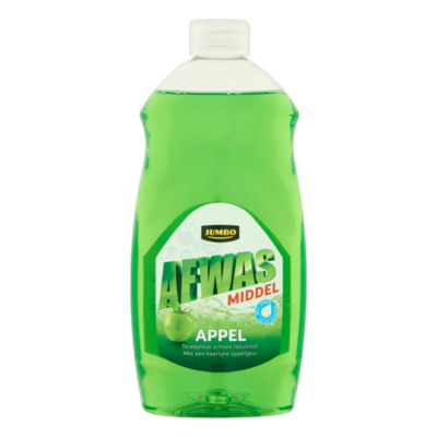 Huismerk Afwasmiddel Appel