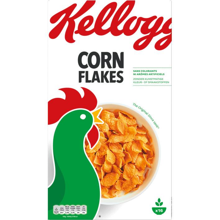 Kellogg's Cornflakes family