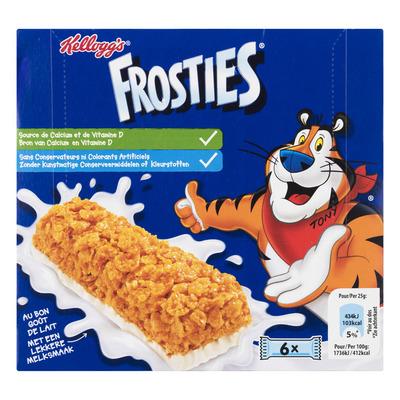 Kellogg's Frosties reep melk
