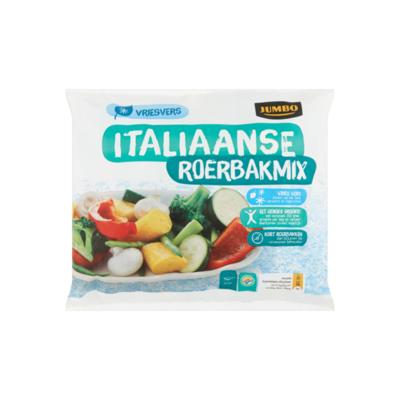 Huismerk Vriesvers Italiaanse Roerbakmix